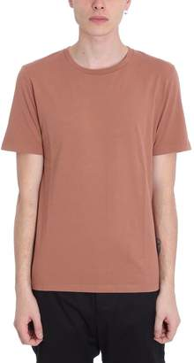 Maison Margiela Nude Cotton And Nylon T-shirt