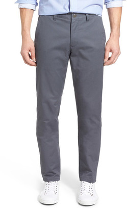 Bonobos Slim Fit Washed Stretch Cotton Chinos $98 thestylecure.com