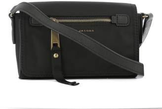 Marc Jacobs Black Fabric Shoulder Bag