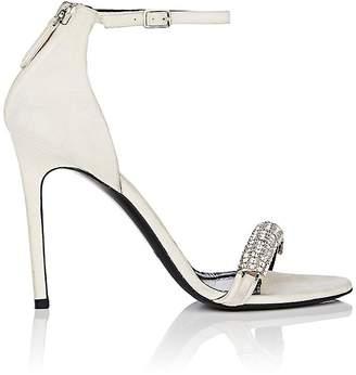 Calvin Klein Women's Camelle Suede Sandals
