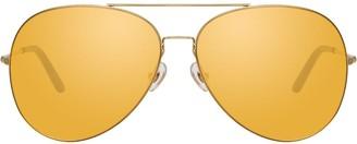 Matthew Williamson aviator frame sunglasses