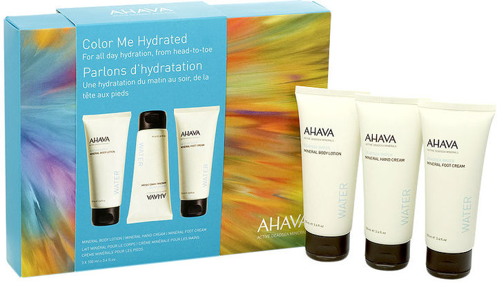 Ahava Color Me Hydrated ($50 Value) 19.7 oz