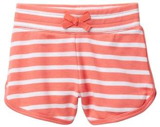 Joe Fresh Striped Shorts (Toddler & Little Girls)