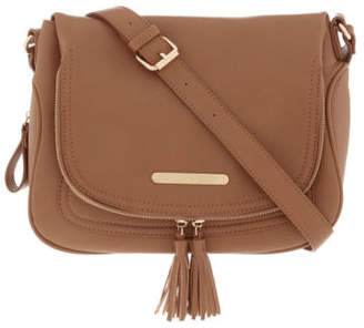 At Ebay Jag New Colombia Flap Over Crossbody Bag Jagwh647 Tan