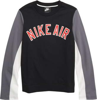 Nike Colorblock Long Sleeve T-Shirt