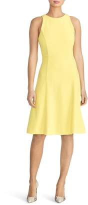 Rachel Roy Collection Side Stripe A-Line Dress