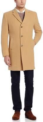 Tommy Hilfiger Men's Barnes Single Breasted Walker Coat