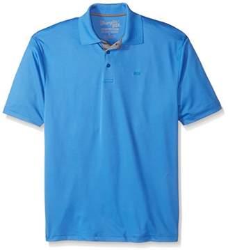 Wrangler Men's 20x Short Sleeve Polo Shirt