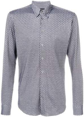 Giorgio Armani patterned shirt