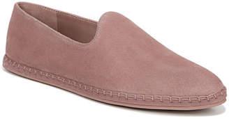Vince Malia Flat Suede Espadrille Loafers