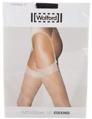 Wolford Thigh-High Stockings