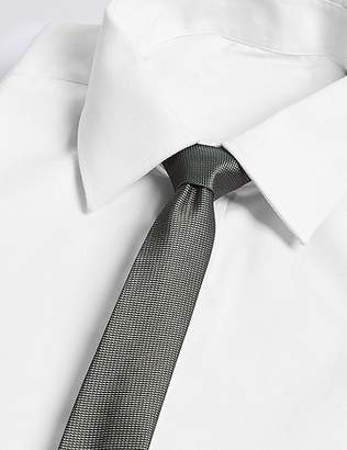 Marks and Spencer Skinny Textured Tie