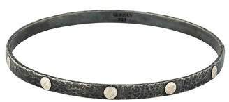 Gurhan Midnight Two-Tone Bangle
