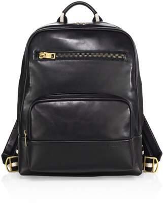 Bally Calf Leather Backpack