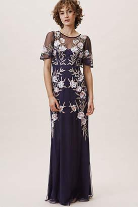 Aidan Mattox Tandy Wedding Guest Dress