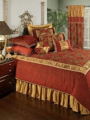Austin Horn Classics Montecito Royale 4-Piece Comforter Set