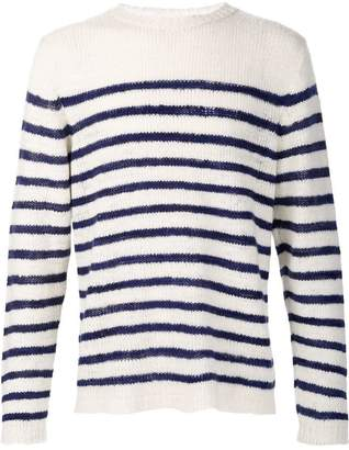 The Elder Statesman cashmere 'Picasso' jumper