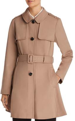 Kate Spade Belted Swing Trench Coat