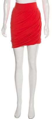 Helmut Lang Knee-Length Pencil Skirt