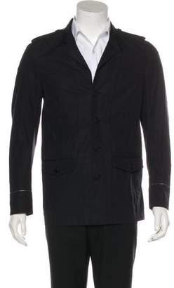 Louis Vuitton Military Button-Up Jacket