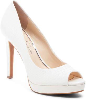 652ec1fbf32 Jessica Simpson White Pumps - ShopStyle