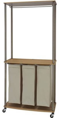 Household Essentials Generic Laundry Center Sorter with Hanging Rod