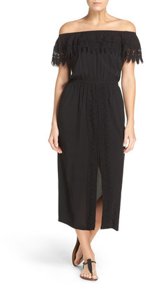 La Blanca Swimwear Costa Brava Cover-Up Dress $119 thestylecure.com