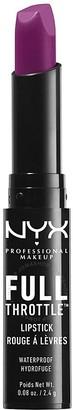 Nyx / Full Throttle Lipstick Trickster .08 oz (2.4 ml)