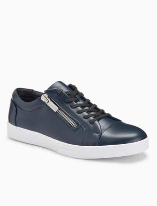 Calvin Klein ibrahim leather sneaker