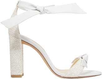 Alexandre Birman Clarita Fabric Sandals
