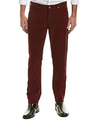 Hudson Jeans Men's Blake Slim Straight Zip Fly Corduroy