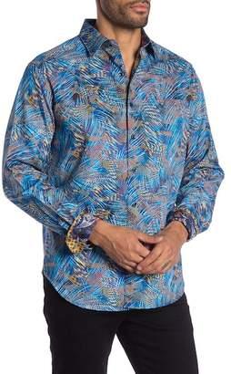 Robert Graham Del Norte Long Sleeve Woven Shirt