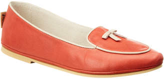 French Sole Sweet Leather Loafer