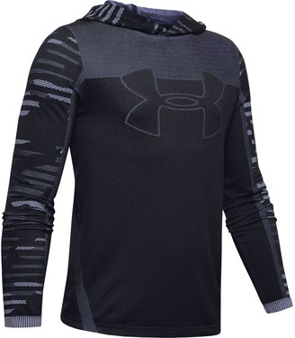 Under Armour Boys 8-20 Seamless Pull-Over Hoodie
