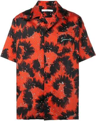 Givenchy monster print shirt