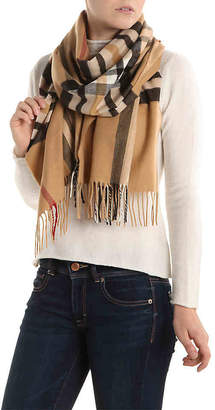 Fraas Plaid Scarf - Women's