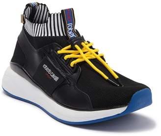 Roberto Cavalli Sock Sneaker