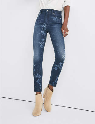 Lucky Brand Bridgette High Rise Skinny Jean