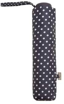 MANGO Polka-dot folding umbrella
