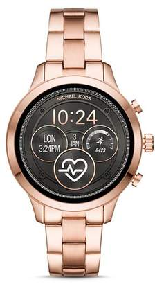 Michael Kors Runway Touchscreen Smartwatch, 41mm