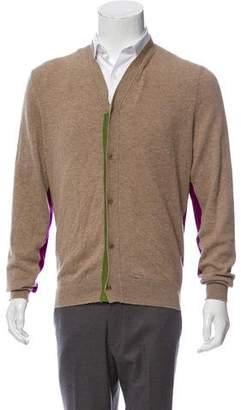 Bottega Veneta Cashmere Button-Up Cardigan