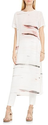 Women's Vince Camuto Floating Whispers Tunic $99 thestylecure.com