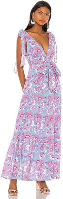 Banjanan Carnation Dress