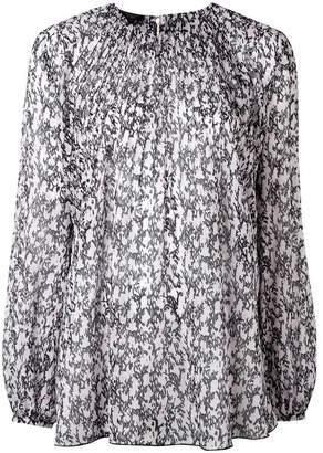 Giambattista Valli printed blouse