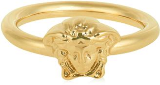 VERSACE Medusa ring $125 thestylecure.com