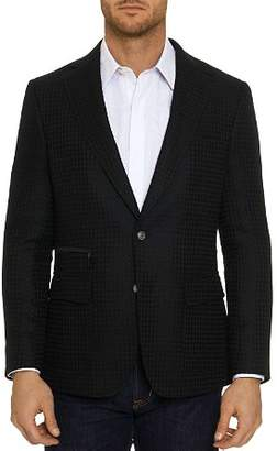 Robert Graham Downhill Tonal-Check Tailored Fit Wool Sport Coat