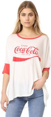 Wildfox Coca Cola Morning T-shirt $72 thestylecure.com