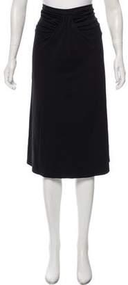 Susana Monaco A-Line Knee-Length Skirt