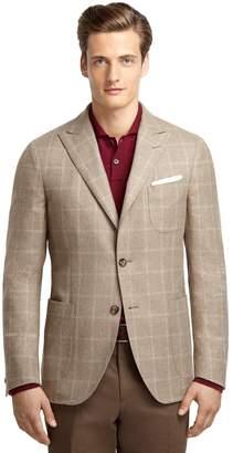 Brooks Brothers Windowpane Jacket