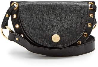 See by Chloe Kriss grained-leather belt bag
